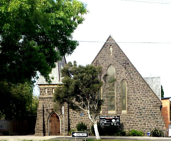 Church of Christ, Geelong